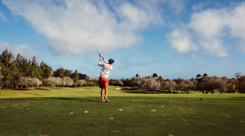 spille golf