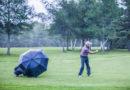 Du kan sagtens spille golf, selvom det regner
