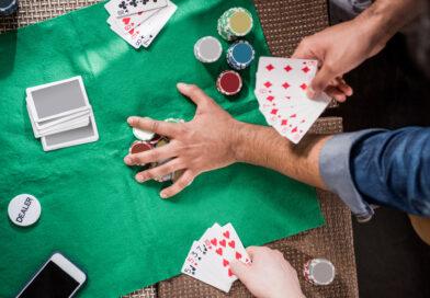Skal du hitte eller stå i Blackjack?