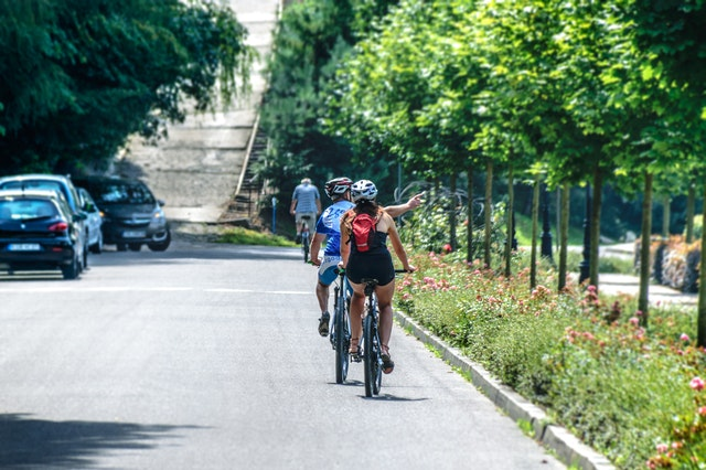 Cykling er den perfekte vej til sund motion