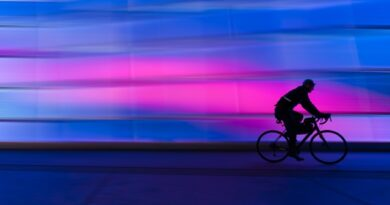 cykler i mørket