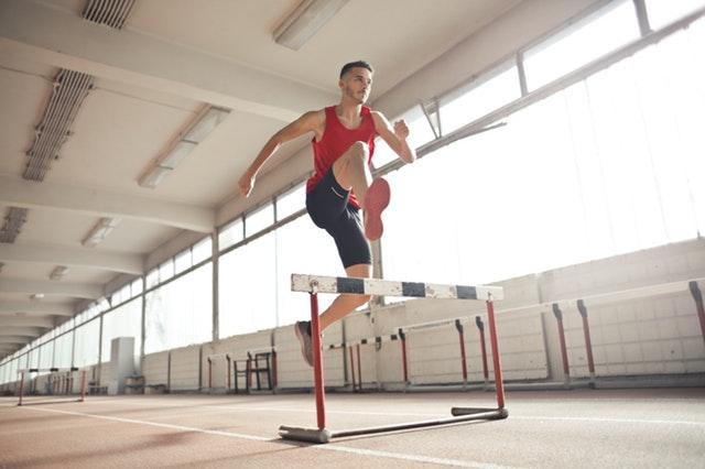 fysisk aktiv