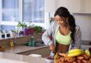 Sport og sund kost holder kroppen frisk