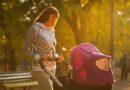 Få masser af motion ved at gå med baby