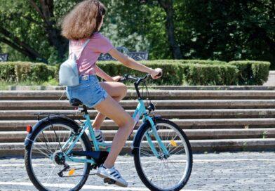 Forbrænd ekstra kalorier, og tag cyklen