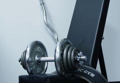 Lav vægttræning derhjemme