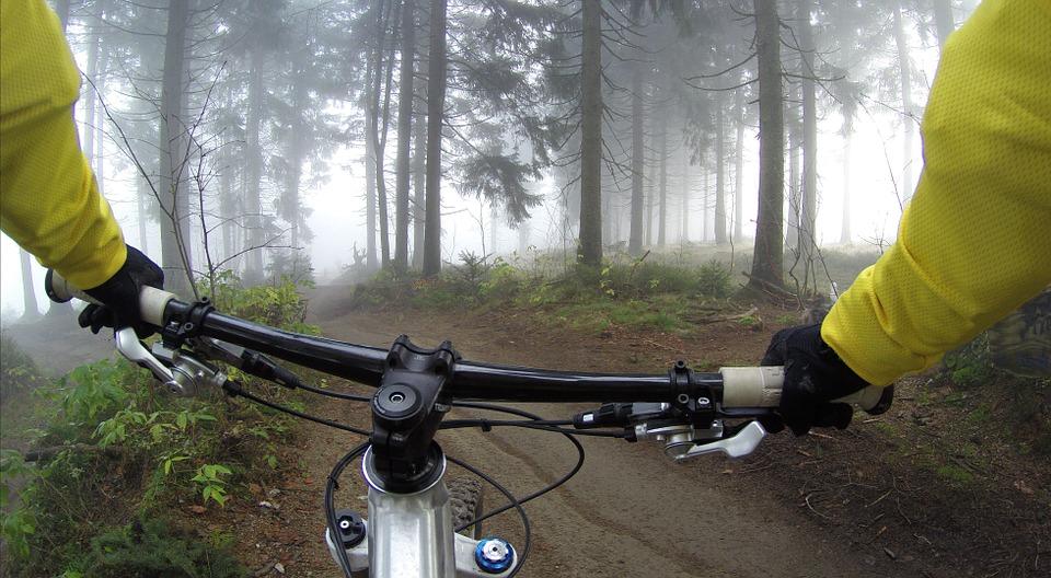 Mountainbike cykel