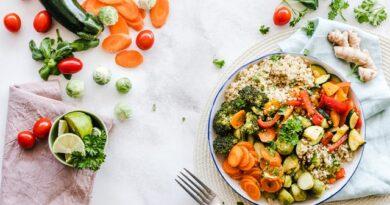 Take away mad i det sunde hjørne